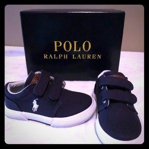 Polo- toddler boy shoes